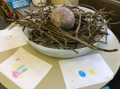 Reception Egg