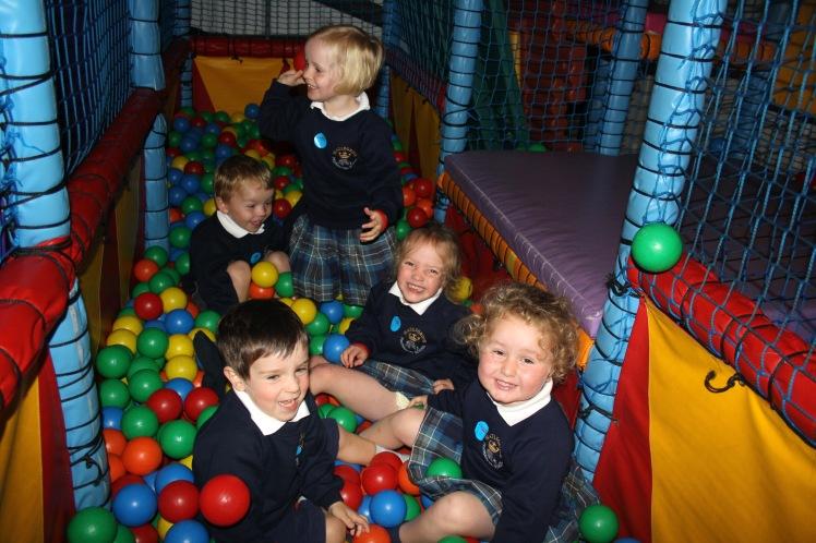 Nursery at Climb Aboard
