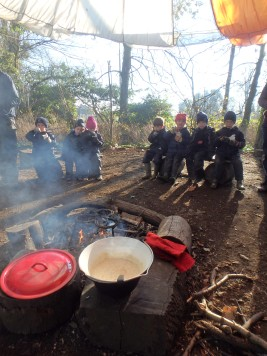 Cooking Porridge