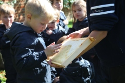 Reception - Forest School