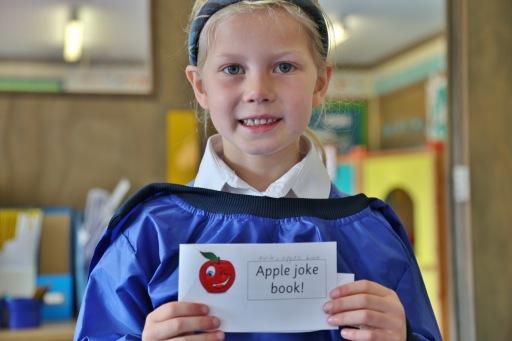 Hazlegrove Pre-Prep Apple Day fun 16