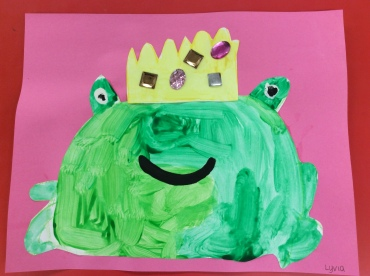 Reception - The Frog Prince