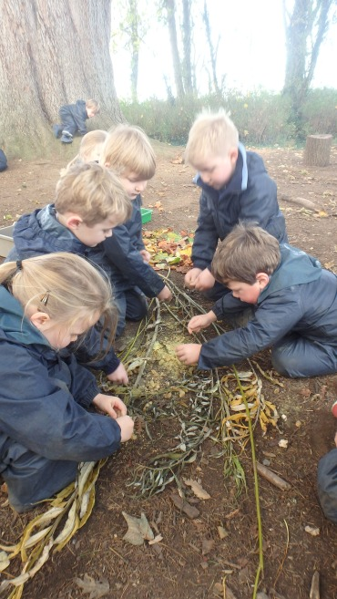 Reception Forest School