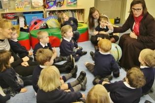 Nursery - French with Madame Webb