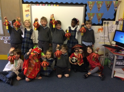A busy week for Reception