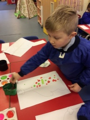 Reception 2D shapes and patterns