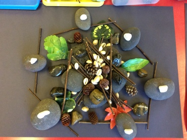 Reception Andy Goldsworthy