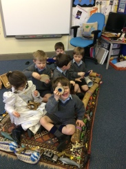 Reception Magic Carpet