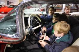 Reception Haynes Motor Museum