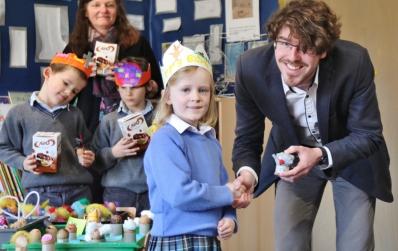 Pre-Prep Eggstravaganza Day