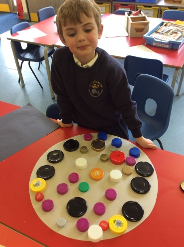 Reception food topic