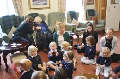 Nursery visit to Highfield House