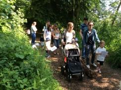 Nursery trip to Yeovil Country Park