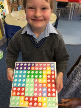 Reception 2D and 3D Shapes
