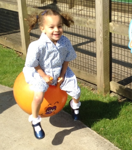 Nursery Sports topic