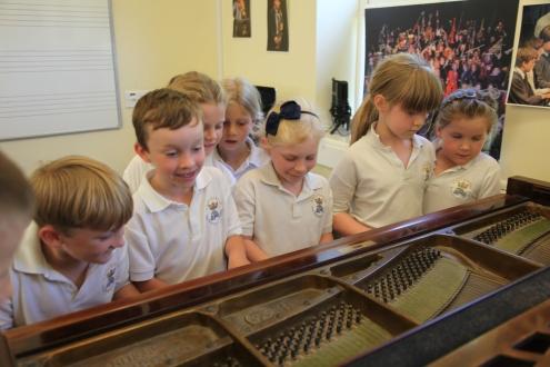 Year 2 Piano Lesson