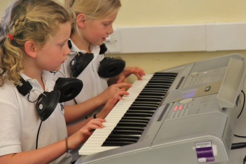Year 2 Piano Lesson