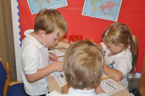 Year 1 Geography
