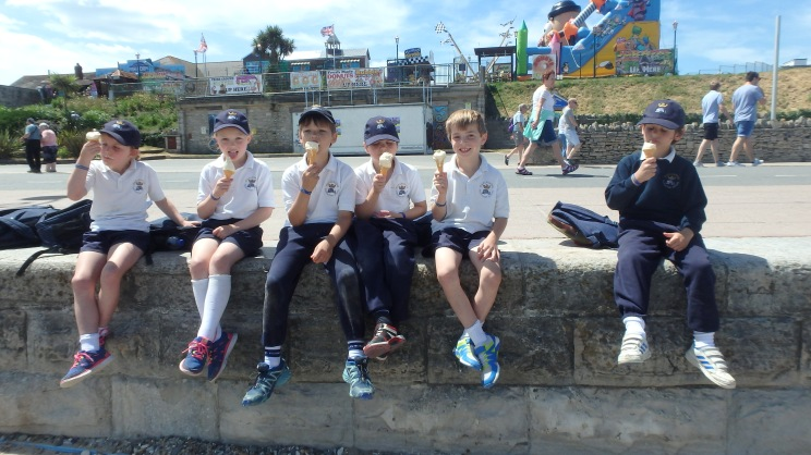 Year 2 trip to Swanage