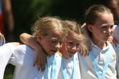 Year 1 and 2 Sports Day