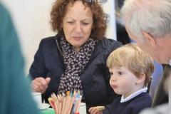 Nursery Grandparents Tea and Music