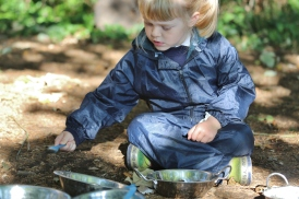 Nursery Forest School