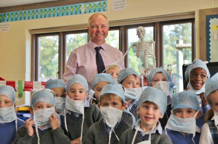 Year 1 surgeon visit