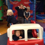 Nursery trip to Climbaboard