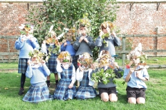 Year 2 Willow Masks