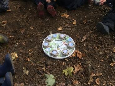 Nursery celebrated Diwali