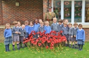 Year 1 - Remembrance with Mr Stok