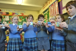 Year 2 torches and baubles