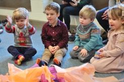Nursery Christmas Party