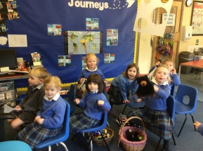 Reception week 2 Journeys