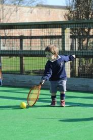 Nursery Tennis