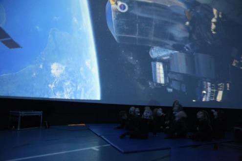 Immersive Theatres Planetariun