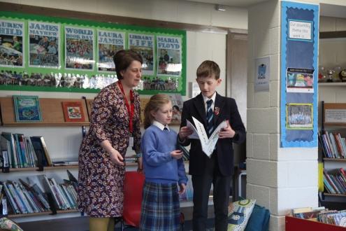Pre-Prep Mrs Moorhouse